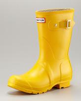 Hunter Original Short Gloss Rainboot