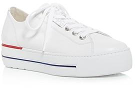 Paul Green Women's Candy Platform Low-Top Sneakers