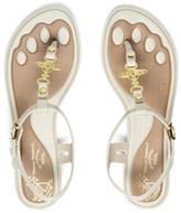 Melissa Women's Solar Sandals Ivory Orb