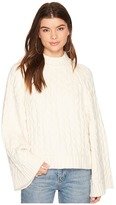 Free People Snow Bird Pullover Women's Clothing