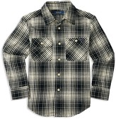 Ralph Lauren Boys' Vintage Twill Plaid Shirt - Sizes 2-7
