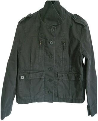 Les Petites Black Cotton Jackets