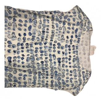 Clements Ribeiro White Cotton Top for Women