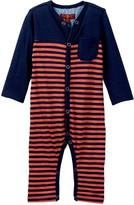 7 For All Mankind Coverall (Baby Boys)