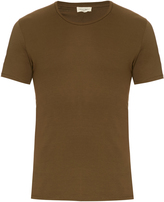 American Vintage Crew-neck cotton T-shirt