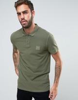 BOSS ORANGE by Hugo Boss Slim Fit Pique Polo Shirt