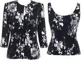 Alex Evenings Plus Size 4211414 Twin Set -Size: Color: