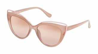 Sam Edelman Circus by Sam Edeleman CC338 Women's Cat-Eye Sunglasses with 100% UV Protection 55 mm