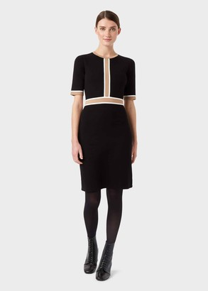 Hobbs Sadie Knitted Dress
