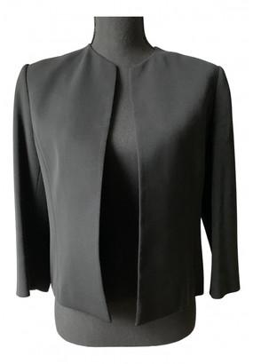 Jaeger Black Wool Jackets