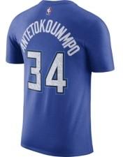Nike Giannis Antetokounmpo Bucks 2020 City Edition Player T-Shirt