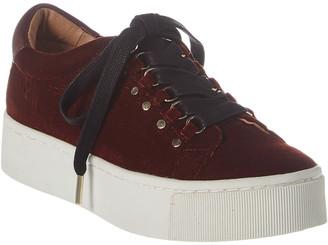 Joie Handan Velour Sneaker