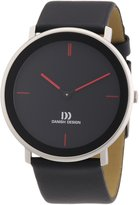 Danish Design Men's Quartz Watch 3314439 3314439 with Leather Strap