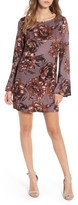 Leith Women's Bell Sleeve Shift Dress