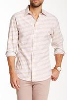 Robert Graham Adamston Classic Fit Printed Shirt