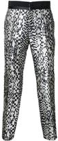 Haider Ackermann 'Madeleine' trousers - men - Silk/Polyester - 46