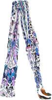Roberto Cavalli 'Dreamcatcher' scarf