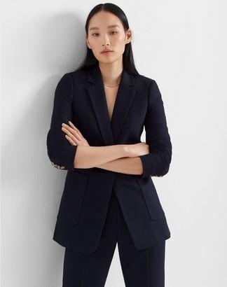 Club Monaco Textured Blazer