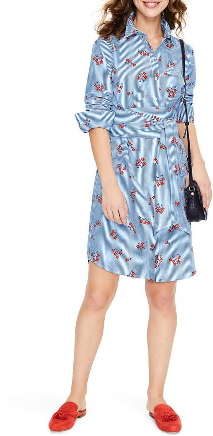 Boden Modern Shirtdress