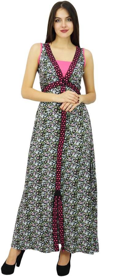 d875ca2437 Black Summer Maxi Dress - ShopStyle Canada