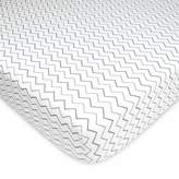 T.L.Care Tl Care TL Care Jersey Knit Fitted Crib Sheet