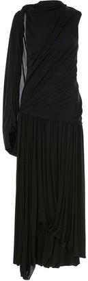J.W.Anderson Grecian one-sleeve draped dress