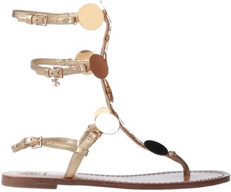 Tory Burch Toe strap sandals