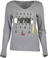 GUESS W73I49JA900 T-shirt long sleeves Women XL