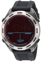 Diesel Crusher Digital - DZ1893 (Black) Watches