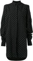 Henrik Vibskov 'Bumble' shirt dress - women - Cotton - XS