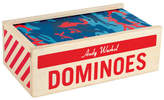 Chronicle Books Andy Warhol Wooden Dominoes