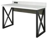 Berjen Writing Desk Samuel Lawrence Hospitality Color: Gray