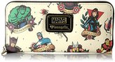 Loungefly Marvel Tattoo Flash Wallet