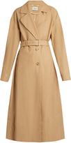 Rachel Comey Cotton-blend trench coat