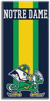 Northwest Company Notre Dame Fighting Irish Zone Read Beach Towel