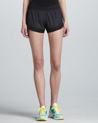 adidas by Stella McCartney Relaxed Athletic Shorts