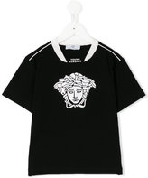 Versace Medusa embossed T-shirt