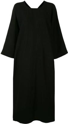 Sofie D'hoore Doretta linen midi dress