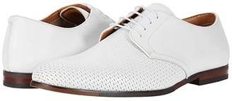 Steve Madden Elixer Oxford (White Leather) Men's Shoes