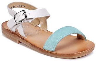 Start Rite FLORA II girls's Sandals in Blue