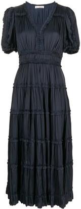 Ulla Johnson Olivia ruffled dress