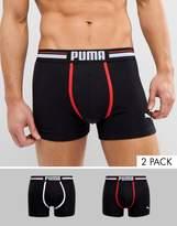 Puma 2 Pack Boxer