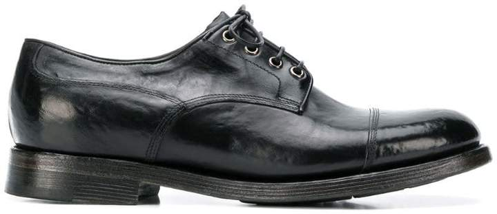 Silvano Sassetti distressed derby shoes