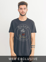 Junk Food Clothing Mickey Mouse Tee-bkwa-m