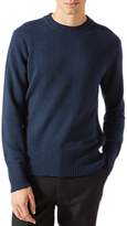 Jigsaw Pure Cashmere Crew Neck Jumper