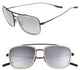 Salt Men's Harrison 54Mm Polarized Sunglasses - Black Sand/ Oyster Grey
