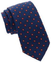 Gant Floral Jacquard Tie