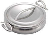 "Nambe Gourmet ""Try Me"" 8"" Saute Pan with Lid"