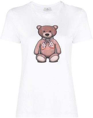 Etro Teddy short sleeved T-shirt
