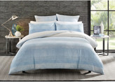 Cotton House Turlington Teal Queen Bed Quilt Cover